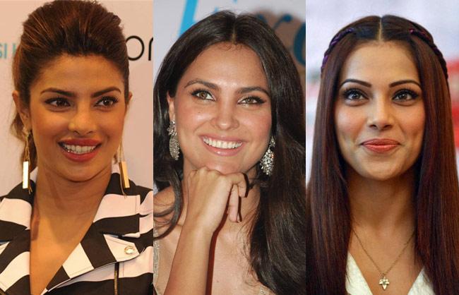 Beauty files, bangs, Katrina Kaif, Bipasha Basu, Anushka Sharma, Dia Mirza