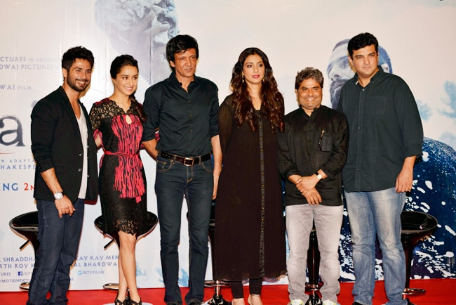 Cast of Haider