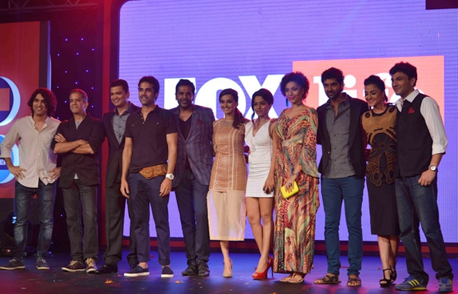 Launch of FOX life channel
