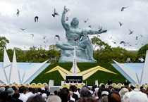 Nagasaki bombings 69th anniversary