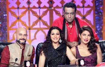 Victor, Sonali Bendre, Priyanka Chopra, Anurag Basu