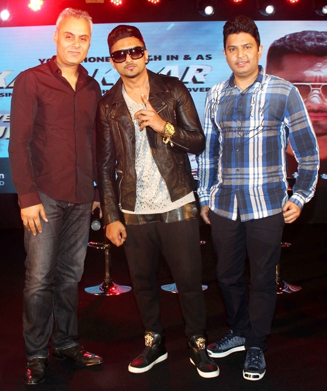 Yo Yo Honey Singh, Bhushan Kumar