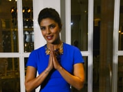 Priyanka Chopra attends special footage screening of Mary Kom