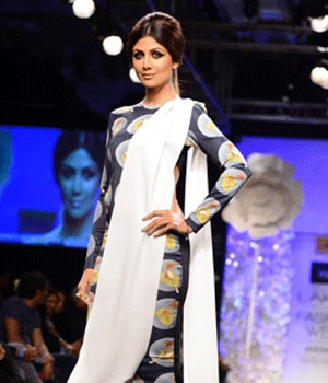 sushmita sen, shilpa shetty, masaba gupta, amit aggarwal, lakme fashion week winter/festive 2014