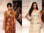 LFW 2014 Day 3: Konkona, Shriya, Sonal turn ramp goddesses