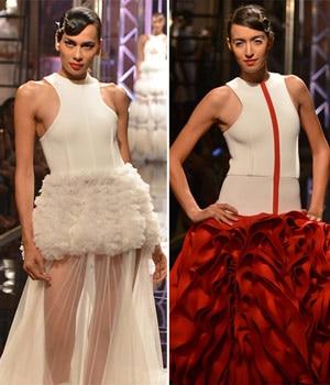 BMW, India Bridal Fashion Week, Gauri and Nainika, Tarun Tahiliani, day 1