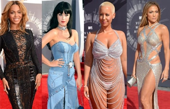 Beyonce, Katy Perry, Amber Rose, Jennifer Lopez