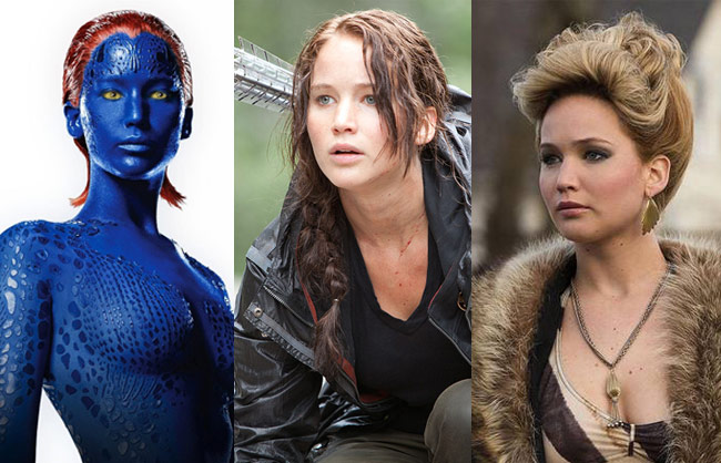 Jennifer Lawrence, Birthday, 24, Hunger Games, Katniss Everdeen, Silver Linings Playbook, X Men, American Hustle, Hollywood