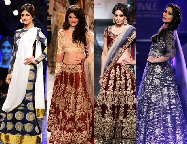 Shilpa Shetty, Jacqueline Fernandez, Bipasha Basu, Kareena Kapoor