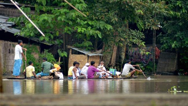 Asam floods