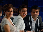 Remo, Madhuri, Priyanka and Karan