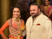 Shraddha Kapoor and JJ Valaya