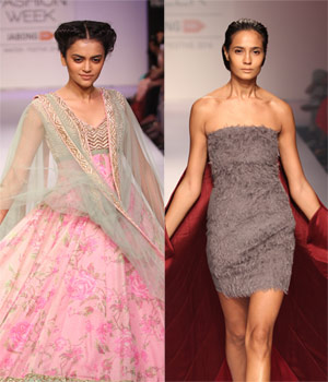 Lakme Fashion Week, LFW, Anushree Reddy, DRVV, HEUMN, Jade, Nupur Kanoi, Payal Singhal