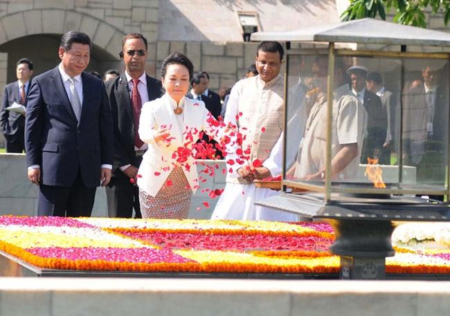 Xi Jinping's visit to India