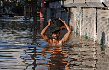 More than 200 lives have been taken by the floods in Jammu and Kashmir, which are the worst to hit the region in 60 years. The Army is conducting rescue and relief operations in calamity-hit regions of the state, and have rescued close to 77,000 people.