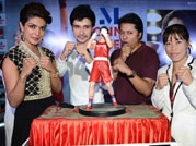 Priyanka Chopra launches 'Mary Kom doll' in New Delhi