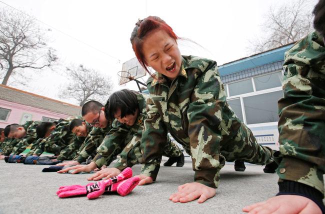 Cruel punishment in China