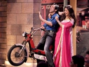 A laughter riot with team Haider on Comedy Nights With Kapil