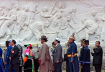 In pics: China celebrates Martyr's Day