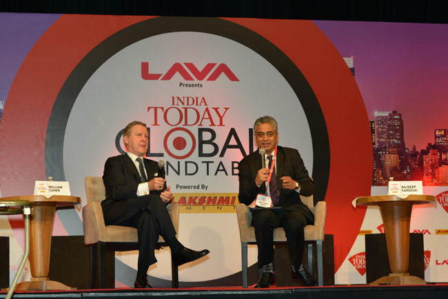 India Today Global Roundtable: Keynote address by William Cohen