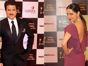 Starry night at Indian Telly Awards