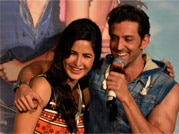 Bang Bang title track launch : Hrithik, Katrina's adorable chemistry caught on camera!