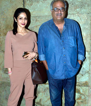 Rhea Kapoor, Rekha, Sridevi, Boney Kapoor