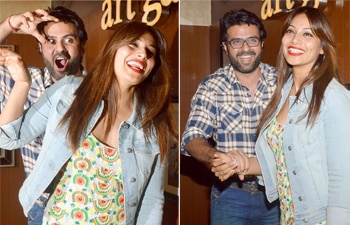 bipasha basu, harman baweja, creature 3d, screening, bollywood