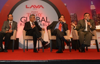 India Today Global Roundtable in New York