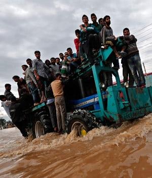 Floods in Jammu and Kashmir