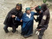 In pics: Many rescued from flash floods in Kulgam