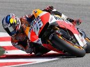 Spain's rider Dani Pedrosa