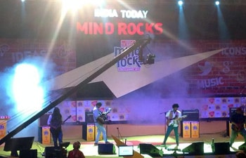 Mind Rocks Youth Summit 2014, India Today Group, Siri Fort Auditorium, Delhi