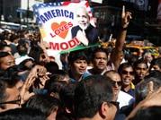 In pics: Modi mania in New York
