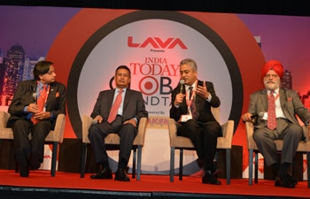 United Against Terror, India Today Global Roundtable