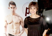 Anushka Sharma, PK, PK film, Aamir Khan, PK poster, PK new poster, Anushka Sharma new look, Anushka Sharma PK look, Anushka Sharma in PK, Anushka Sharma short hair