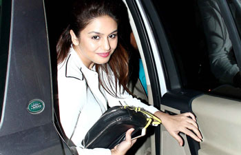 Several celebs were spotted in and around Juhu, Mumbai.