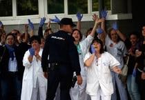 Ebola, Madrid, Carlos III hospital, Mariano Rajoy, virus