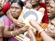AIADMK workers breaks into celebrations