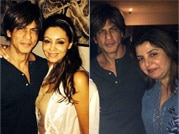 Gauri Khan celebrates her birthday with SRK, Hrithik, Karisma