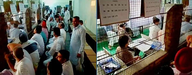 Haryana elections results: Vote counting begins, BJP leads