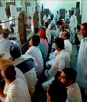 Vote counting for Haryana Assembly elections begin on Sunday.