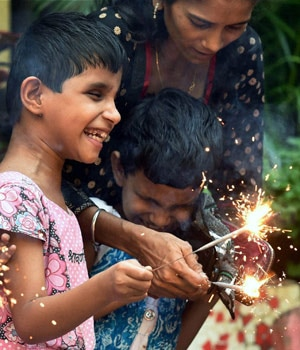 Different shades of Diwali 2014