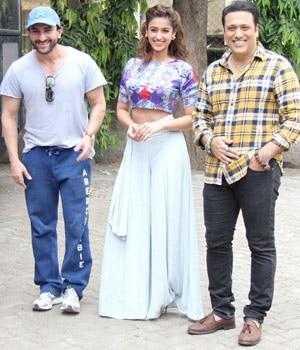 Saif Ali Khan, Govinda, Kalki Koechlin and Illeana D'Cruz