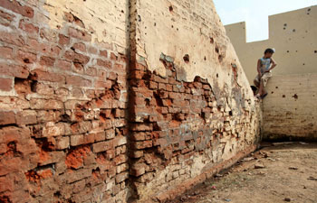 Pak ceasefire violation continues, villagers flee to safety