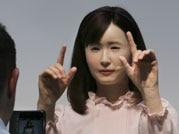 Robots dance at Japan's technology show