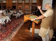 Modi's high tea party