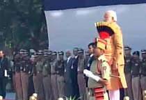 PM Modi at the All India DGPs and IGPs conference