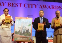 Chennai is top city at India Today Best City Awards 2014