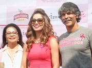 Pinkathon important platform encouraging women: Bipasha